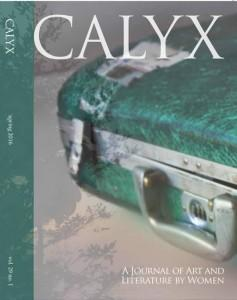 Cover of Calyx Journal, Winter/Spring 2016 , Vol. 29:1 40th Anniversary Issue